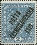 Stamp Czechoslovakia Catalog number: 55