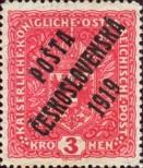 Stamp Czechoslovakia Catalog number: 56