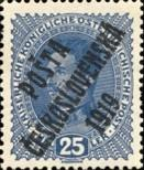 Stamp Czechoslovakia Catalog number: 65