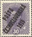 Stamp Czechoslovakia Catalog number: 66