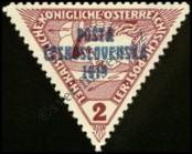 Stamp Czechoslovakia Catalog number: 67