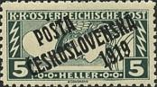 Stamp Czechoslovakia Catalog number: 70