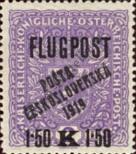 Stamp Czechoslovakia Catalog number: 71