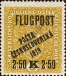 Stamp Czechoslovakia Catalog number: 72