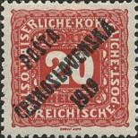 Stamp Czechoslovakia Catalog number: 84
