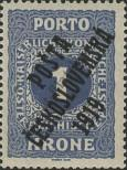 Stamp Czechoslovakia Catalog number: 89
