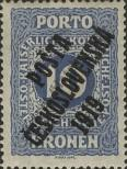 Stamp Czechoslovakia Catalog number: 91