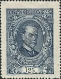 Stamp Czechoslovakia Catalog number: 161