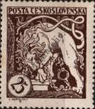 Stamp Czechoslovakia Catalog number: 35/A