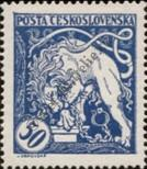 Stamp Czechoslovakia Catalog number: 36/A