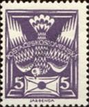 Stamp Czechoslovakia Catalog number: 163