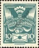 Stamp Czechoslovakia Catalog number: 164