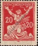 Stamp Czechoslovakia Catalog number: 170
