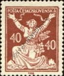 Stamp Czechoslovakia Catalog number: 173