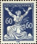 Stamp Czechoslovakia Catalog number: 176