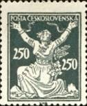 Stamp Czechoslovakia Catalog number: 180