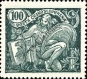 Stamp Czechoslovakia Catalog number: 183