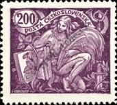Stamp Czechoslovakia Catalog number: 184