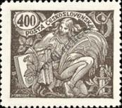 Stamp Czechoslovakia Catalog number: 186