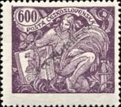 Stamp Czechoslovakia Catalog number: 188