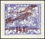 Stamp Czechoslovakia Catalog number: 192/B