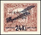 Stamp Czechoslovakia Catalog number: 193/B