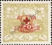Stamp Czechoslovakia Catalog number: 196