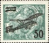 Stamp Czechoslovakia Catalog number: 199