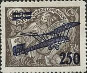Stamp Czechoslovakia Catalog number: 201