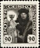 Stamp Czechoslovakia Catalog number: 182