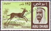 Stamp Abu Dhabi Catalog number: 34