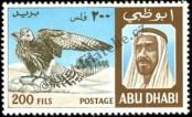 Stamp Abu Dhabi Catalog number: 35