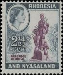 Stamp Federation of Rhodesia and Nyasaland Catalog number: 22