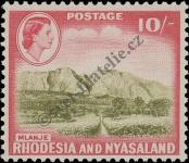 Stamp Federation of Rhodesia and Nyasaland Catalog number: 32