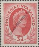 Stamp Federation of Rhodesia and Nyasaland Catalog number: 5
