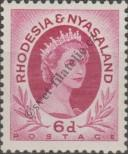 Stamp Federation of Rhodesia and Nyasaland Catalog number: 8