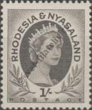 Stamp Federation of Rhodesia and Nyasaland Catalog number: 10