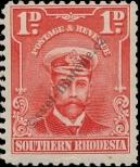 Stamp Southern Rhodesia Catalog number: 2