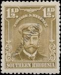 Stamp Southern Rhodesia Catalog number: 3