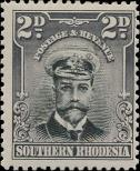 Stamp Southern Rhodesia Catalog number: 4