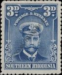 Stamp Southern Rhodesia Catalog number: 5