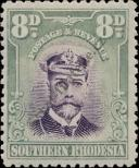 Stamp Southern Rhodesia Catalog number: 8