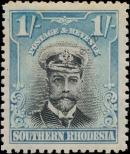 Stamp Southern Rhodesia Catalog number: 10