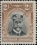 Stamp Southern Rhodesia Catalog number: 12