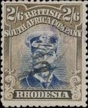Stamp Southern Rhodesia Catalog number: 13