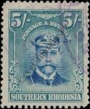 Stamp Southern Rhodesia Catalog number: 14