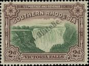 Stamp Southern Rhodesia Catalog number: 30