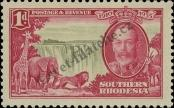 Stamp Southern Rhodesia Catalog number: 32