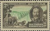 Stamp Southern Rhodesia Catalog number: 33