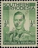 Stamp Southern Rhodesia Catalog number: 42
